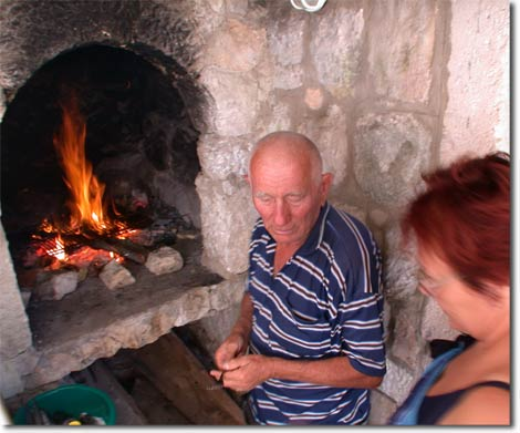 Of course, a fish grilled by a real wood flame and good wine are a must in Lastovo.