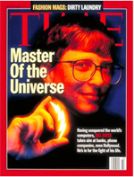 Time 1995: Bill Gates – Master of the Universe